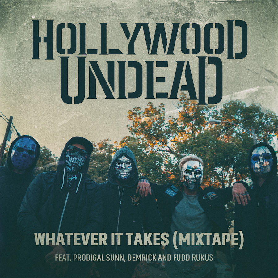Hollywood Undead - Whatever It Takes (Mixtape)