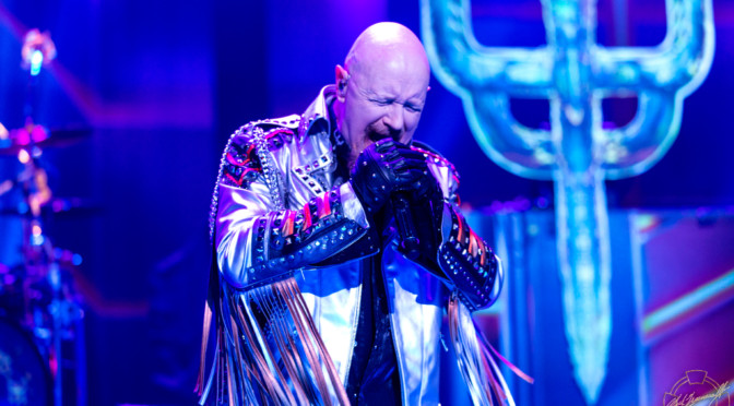 REVIEW: Judas Priest Ignites Phoenix Fans With Legendary World Tour 4-24-18