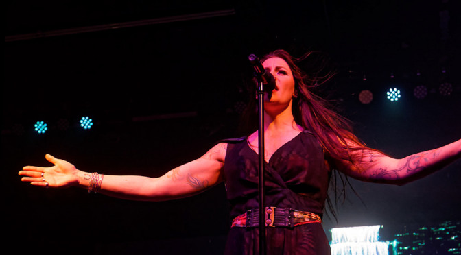 REVIEW: Nightwish Celebrates Decades of Music at Marquee Theatre 4-15-18