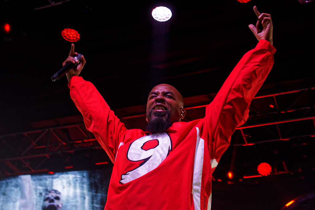 Tech N9ne - Photography: Andrea Stoica