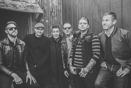 Dropkick Murphys - Photo Credit: Gregory Nolan