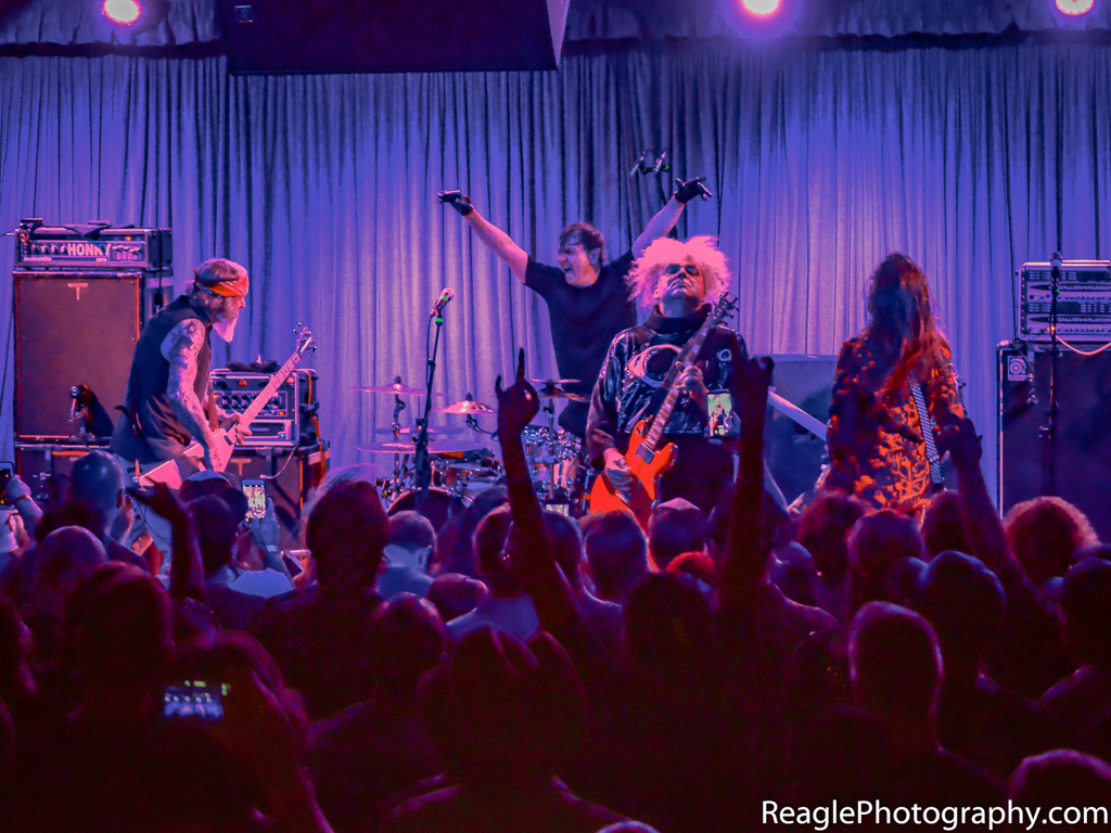 The Melvins - Photo Credit: Rodrigo Izquierdo