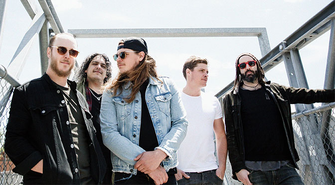 """The Glorious Sons to Embark on Fall Tour with Welshly Arms, Share New """"S.O.S"""" Video"""