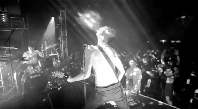 """Black/Doom/Punk Duo MANTAR Release New Music Video for """"Seek + Forget"""""""