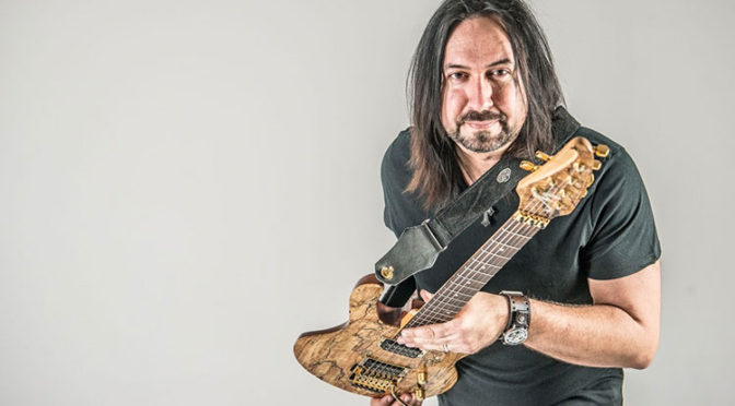 "Guitar Legend Adrian Galysh Releases ""So Close… So Far"" Off of Upcoming 'Venusian Sunrise: 20th Anniversary Edition'"