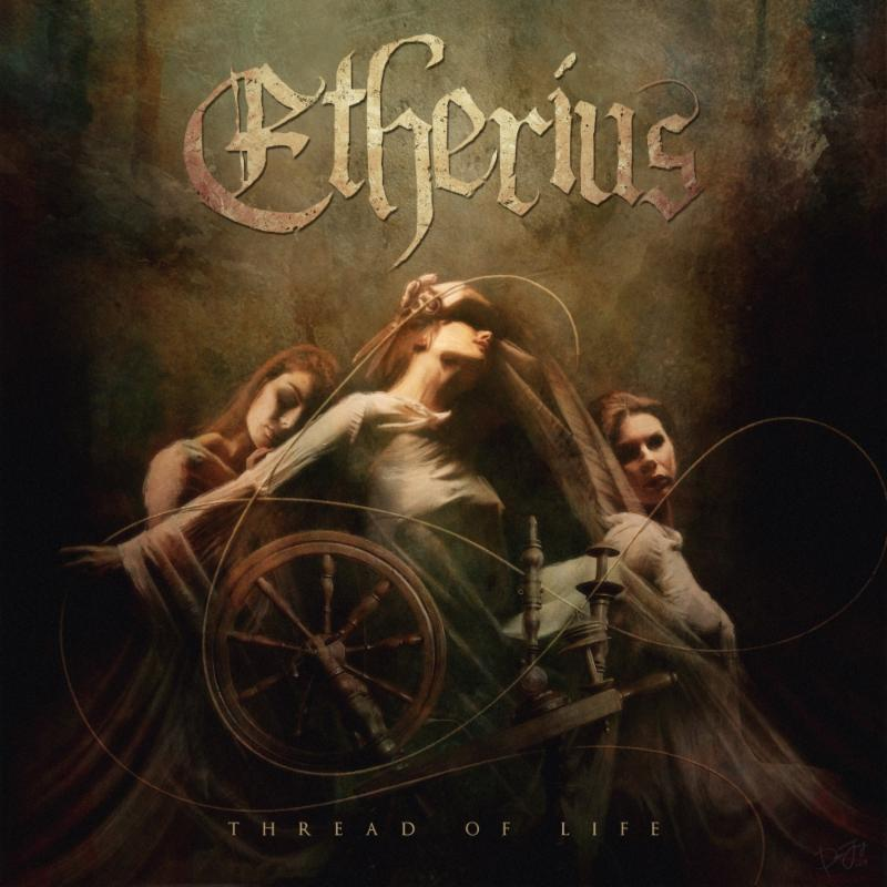 Etherius - Thread of Life - Album Art