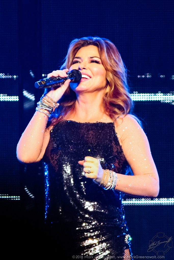 Shania Twain - Photography: Mark Greenawalt