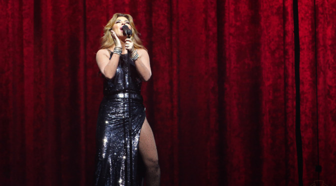 REVIEW: Shania Twain Is Still The One at Talking Stick Resort Arena 7-30-18