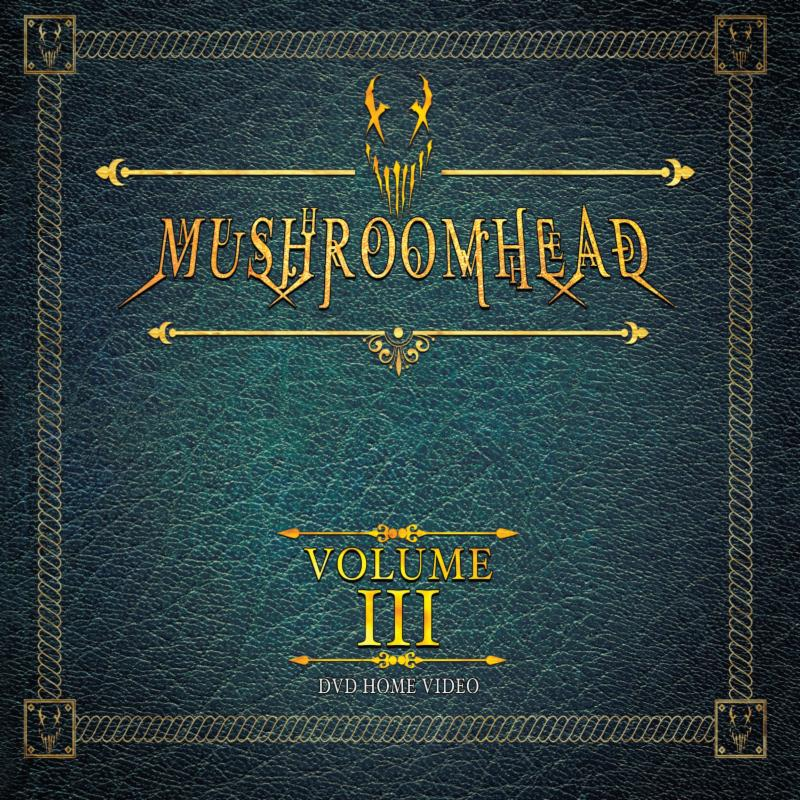 Mushroomhead DVD, VOLUME III cover