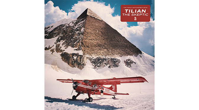 Tilian (Pearson) Releases Third Solo Album, The Skeptic — Out Today Via Rise Records