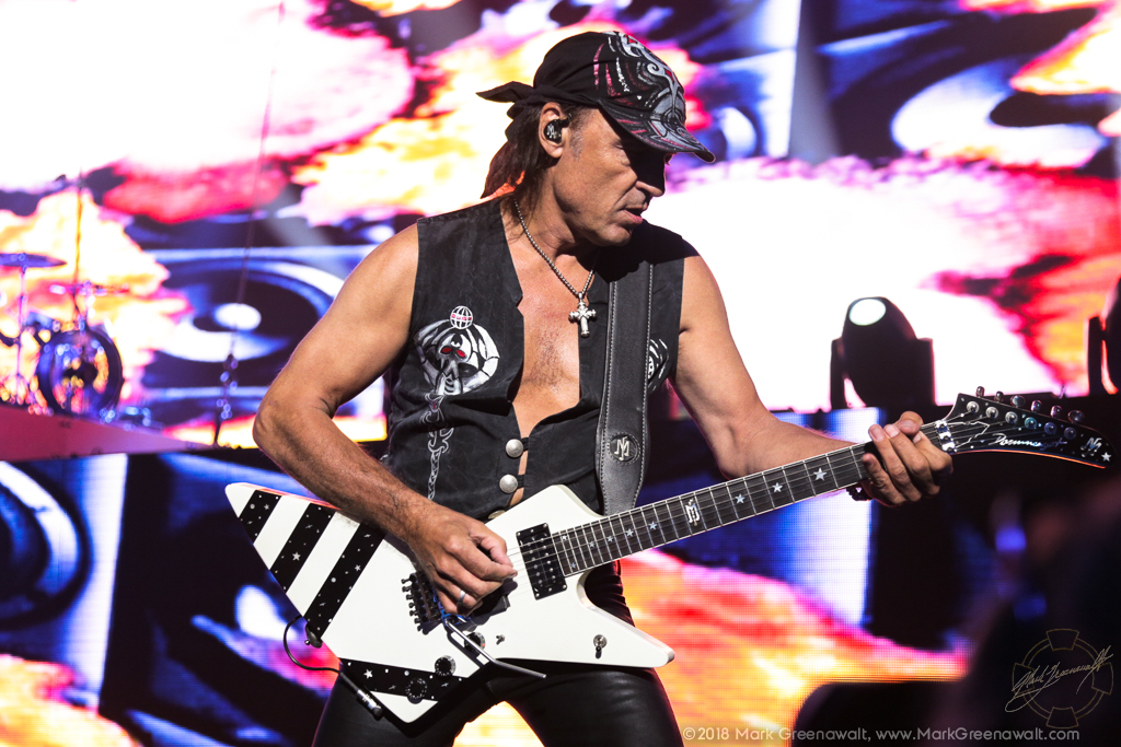 Scorpions - Photo Credit: Mark Greenawalt