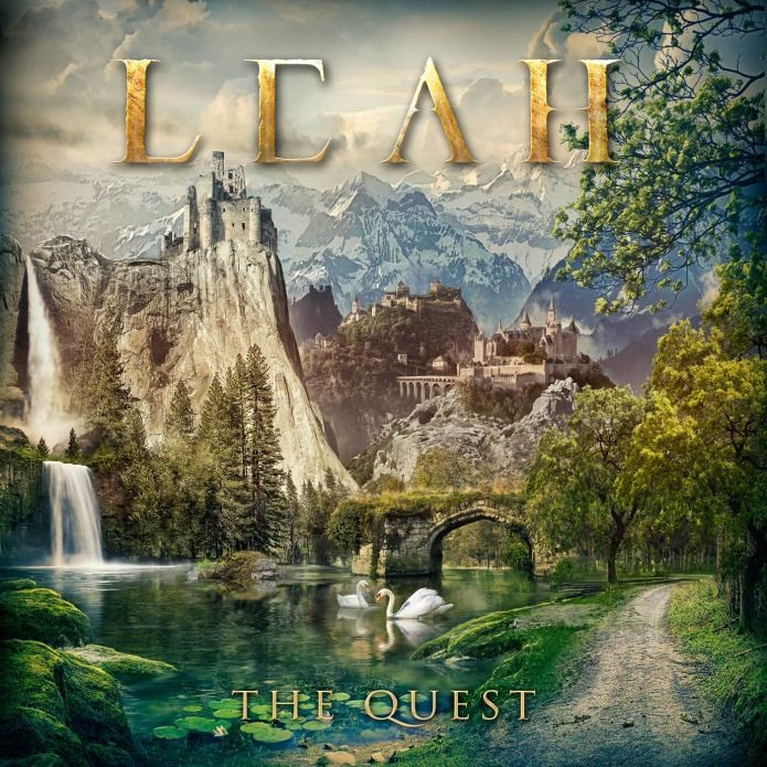 LEAH The Quest album art by Jan Yrlund