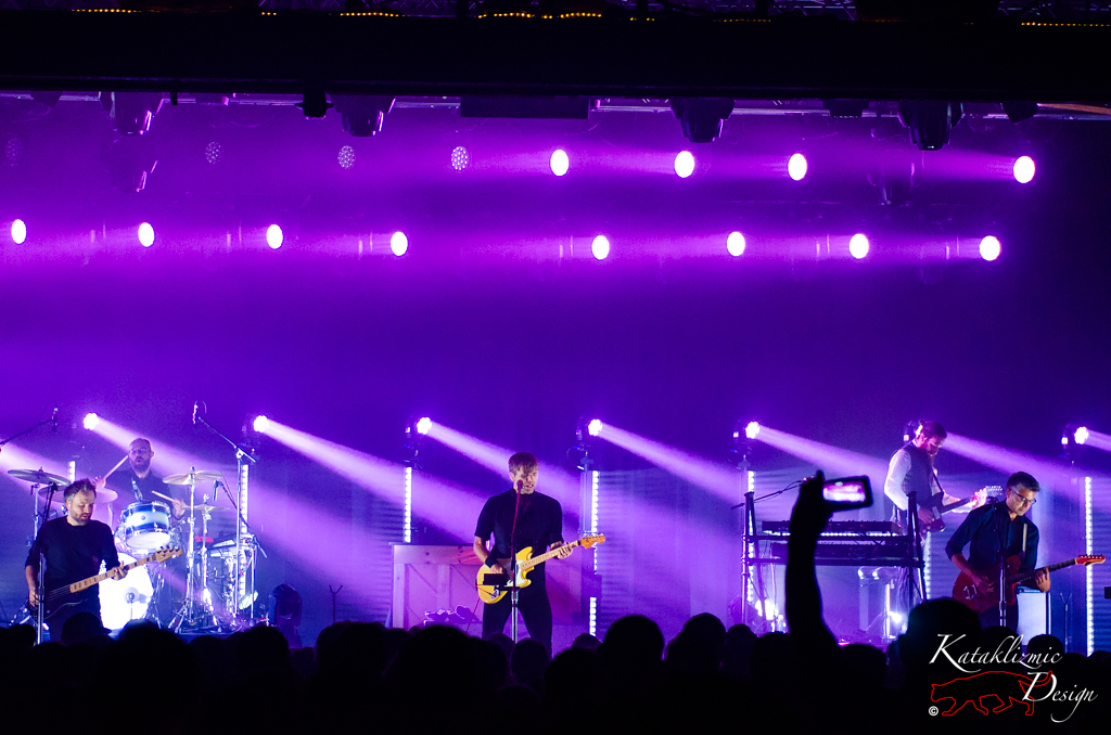 Death Cab for Cutie - Photo Credit: Katherine Amy Vega