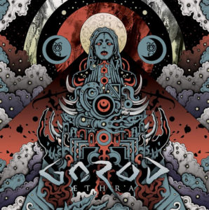 Gorod - Aethra Album Art