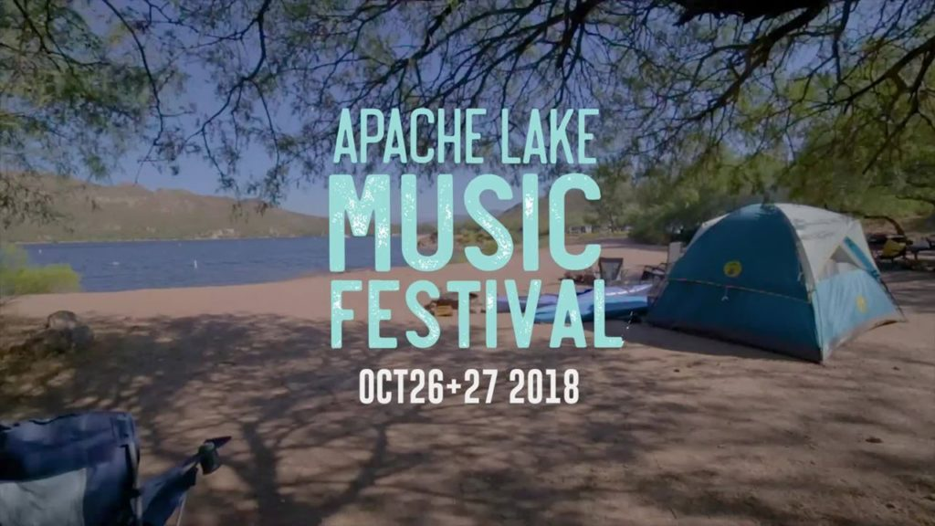 Apache Lake Music Festival Oct 26 + 27, 2018