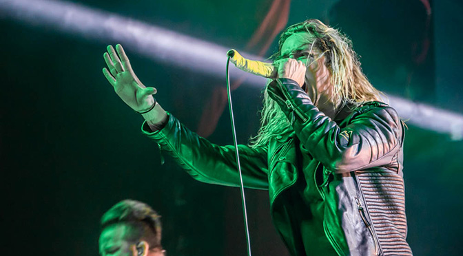 """Review: Underoath Warms Up """"Erase Me Tour"""" at Marquee Theatre, Captivates Crowd (11-09-18)"""