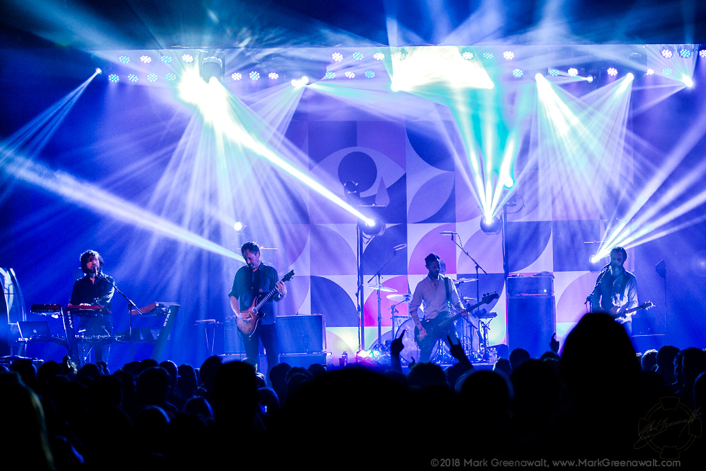 Minus the Bear - Photo Credit: Mark Greenawalt