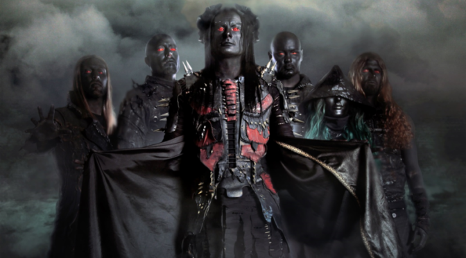"CRADLE OF FILTH Kicks Off Second Leg of North American ""Cryptoriana"" Tour in Two Months – Tickets Available Now!"