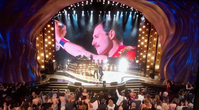 Queen + Adam Lambert Rock the 91st Academy Awards