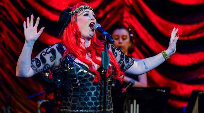 REVIEW: Postmodern Jukebox Welcomes the 20s with Glamour and Jazz in Mesa (4-17-19)