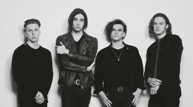 "The Faim Share Fiery New Pop-rock Track, ""Amelie"""