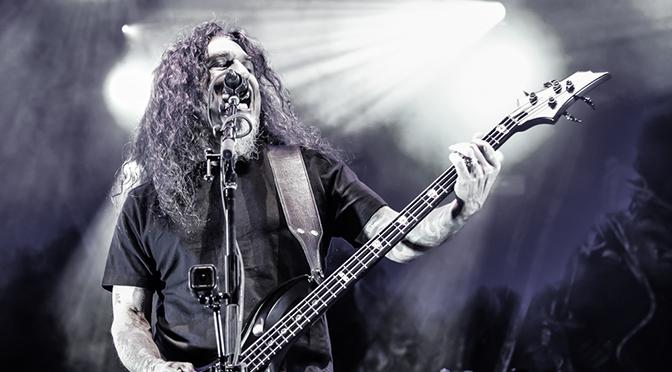 "REVIEW: Slayer Reassert Metal Dominance in Phoenix  on ""Final World Tour"" (05-02-19)"