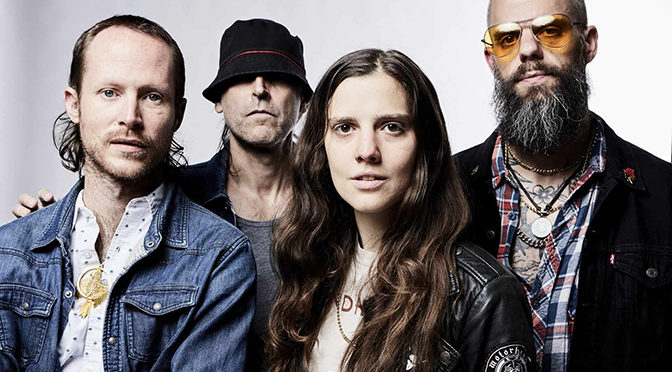 Baroness Unveil Gold & Grey Via NPR