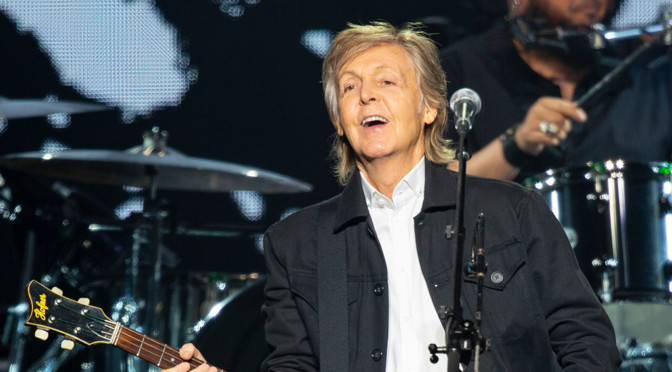REVIEW: Paul McCartney — An Evening of Legendary Music at Talking Stick Resort Arena (6-26-19)