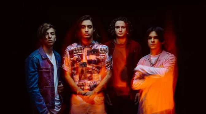 """The Faim Reveal New Single, """"Humans,"""" from Upcoming Debut Album"""