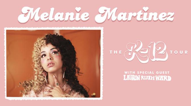 """Melanie Martinez Announces """"The K-12 Tour"""""""