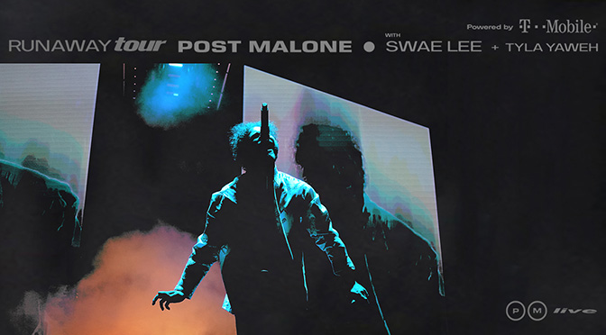 """Post Malone Announces """"Runaway Tour"""" with Special Guests — Swae Lee & Tyla Yaweh"""
