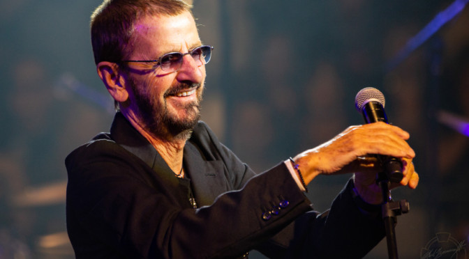 REVIEW: Ringo — An All Starr Band Lead by a True Starr at Celebrity Theatre (8-26-19)