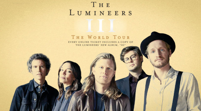 The Lumineers Announce 2020 North American Tour