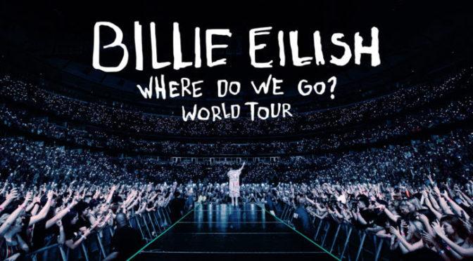 "Billie Eilish Announces 2020 Arena ""Where Do We Go?"" World Tour"