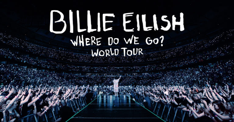 Billie Eilish Where Do We Go? Tour