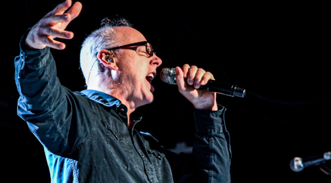 REVIEW: Bad Religion Brings Their Age of Unreason Tour to The Van Buren (10-5-19)