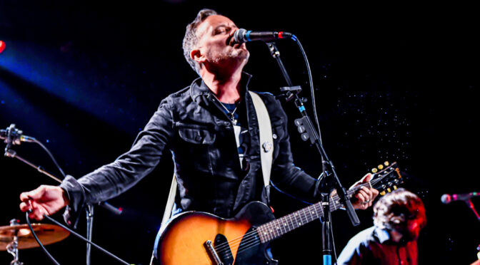 INTERVIEW: Dave Hause Reflects on Continuing As a Musician and Father Throughout the Pandemic