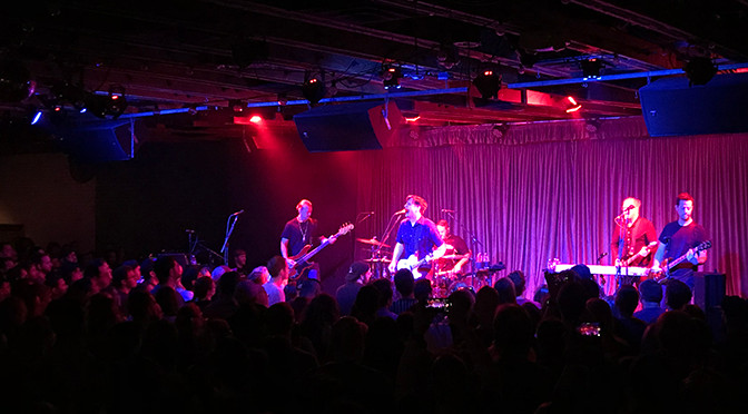 """REVIEW: Jimmy Eat World Launches """"Surviving"""" Era with Hometown Show at Crescent Ballroom (10-6-19)"""