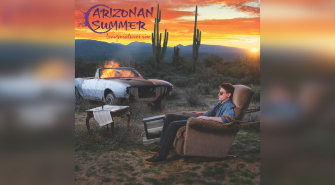 REVIEW: Temperatures Rise — Arizonan Summer's Stylistically Eclectic Debut Album