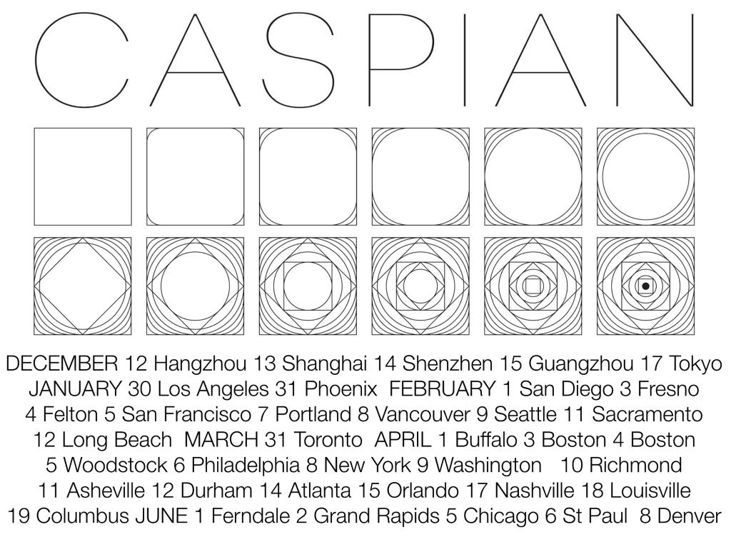 Caspian Tour 2020