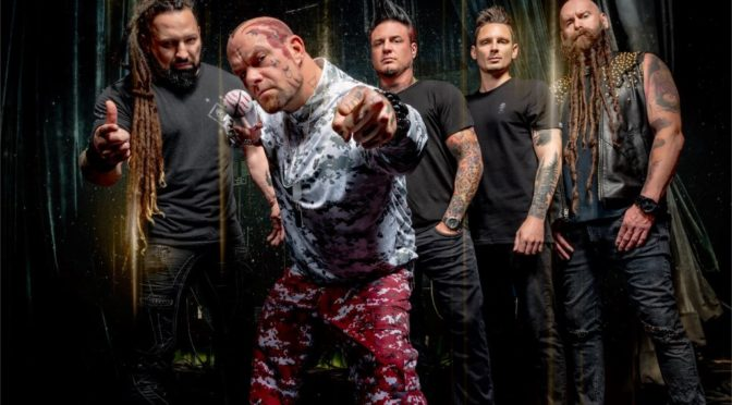Five Finger Death Punch Announce Massive Spring 2020 U.S. Arena Tour