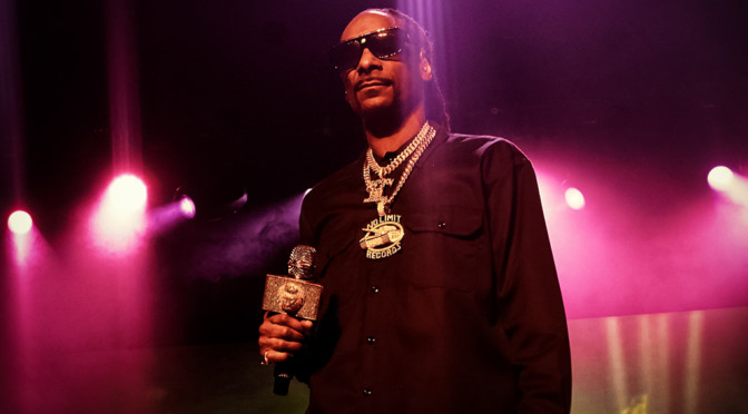 REVIEW: Snoop Dogg Makes Show a Personal Block Party at The Van Buren (12-11-19)