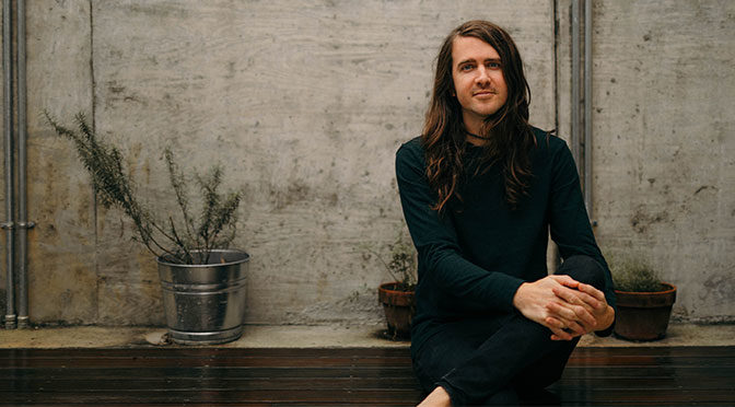 Derek Sanders (of Mayday Parade) Announces First Solo EP, My Rock and Roll Heart