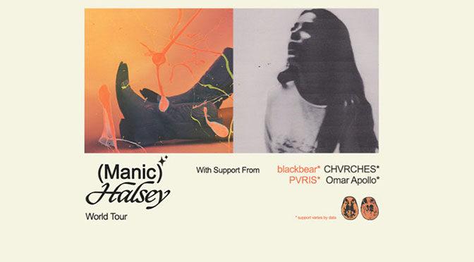 Halsey Announces North American Leg Of Manic World Tour