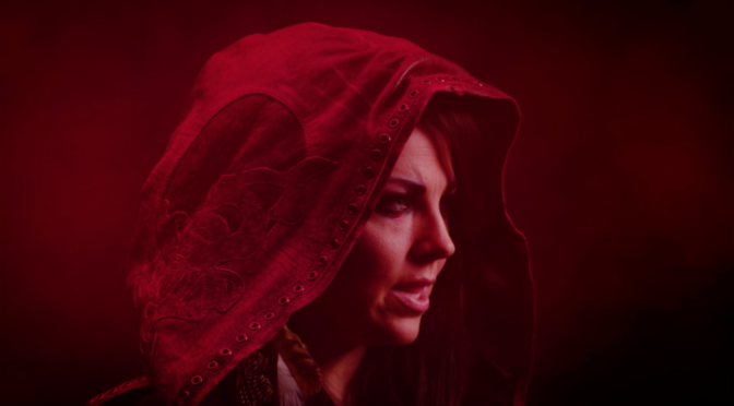 """Evanescence Releases Powerful Music Video for """"The Chain (from Gears 5)"""""""