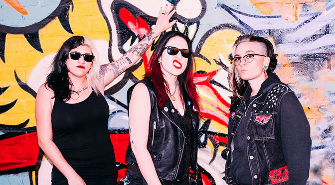 """The Venomous Pinks Release New Single: Cover of Joan Jett & The Blackhearts' """"I Want You"""""""