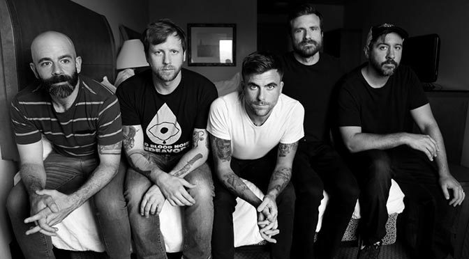 Circa Survive Reissues Blue Sky Noise on Limited Edition Vinyl