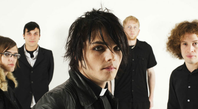 My Chemical Romance Finally Reveal Full U.S. Tour After Teasing Fans With Cryptic Clues