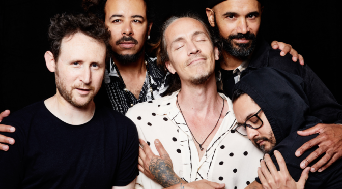 INCUBUS 2019 By Julian Schratter