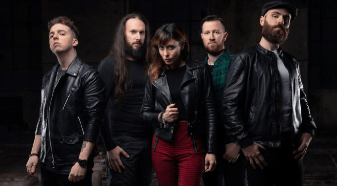 """Italian Melodic Metal Band Ravenscry Releases First Video from Upcoming Album, """"100"""""""